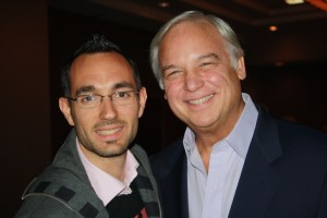Grégory Grand et Jack Canfield