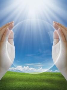 La Technique du rayon de Soleil pour ressentir sérénité, calme et confiance en soi